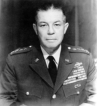 Paul D. Adams - General Paul DeWitt Adams