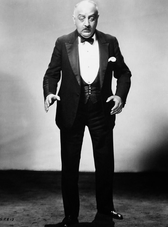Dans le film Broadway (1929, photo promotionnelle)