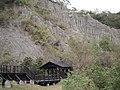 Pavilion at the foot of Liji Badlands.jpg