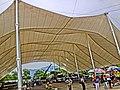 Peace ceromony tent - panoramio.jpg