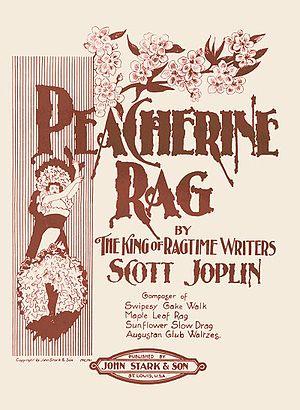 Joshua Rifkin - A 1901 edition of Joplin's work