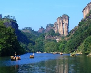 Fujian - Wuyi Mountains