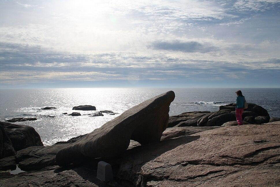 Pedra dos cadrís, Muxía, Galicia