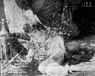 Peer Gynt (1915 film) - Scene from the film