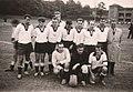 Pelzhandels-Zentrum Niddastraße S. 31, 10 Jahre Fußballklub S. G. Brühl, Frankfurt-Main, 30 Jahre Fußball Leipzig - Frankfurt 'Brühl', 1962-10-20 (3).jpg