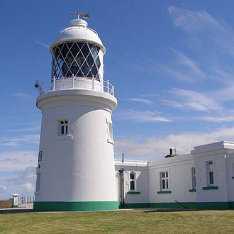 Pendeen Lighthouse - Pendeen Watch lighthouse