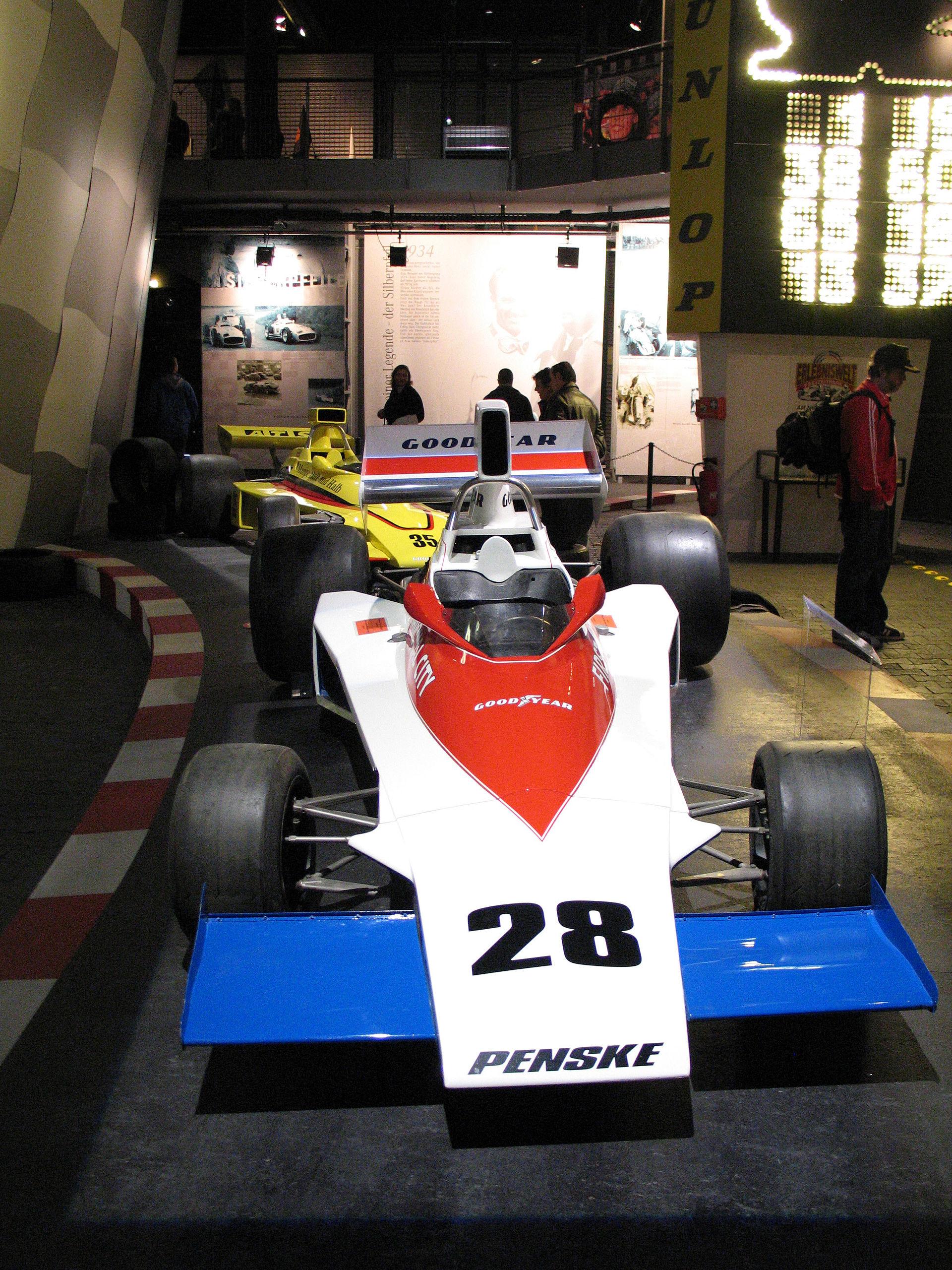 Penske Racing Formel 1 Wikipedia