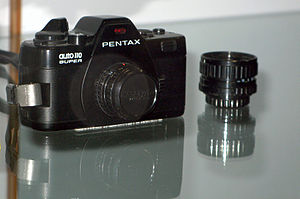 Pentax Auto 110 - Asahi Pentax Auto 110 Super