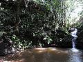 Pequena cachoeira no Parque Estadual Furnas do Bom Jesus em 2012.JPG