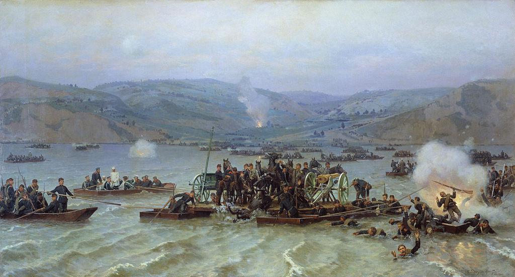 Pereprava cherez Dunaj