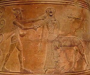 Talaria - Image: Perseus Medusa Louvre CA795