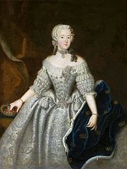 Portrait of Louisa Ulrika of Prussia.