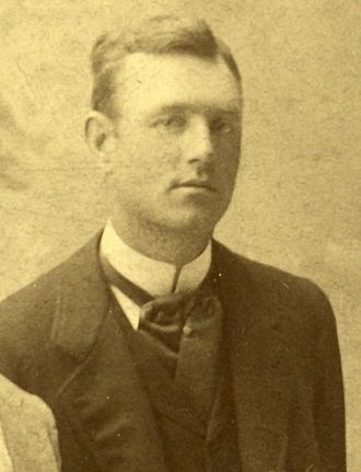 Pete Conway - Pete Conway, Michigan's first baseball coach in 1891