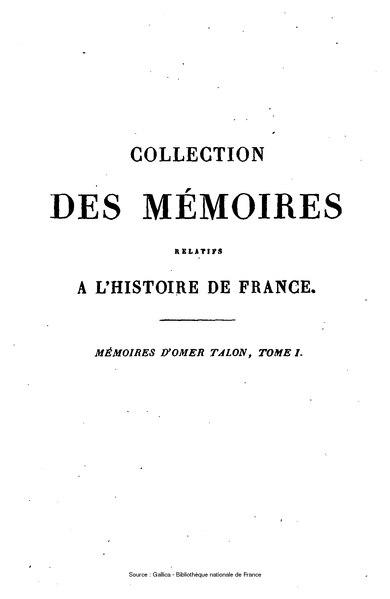 File:Petitot - Collection complète des mémoires relatifs à l'histoire de France, 2e série, tome 60.djvu