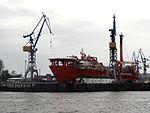 Petrojarl Banff (ship, 1997) Hamburg 01.jpg
