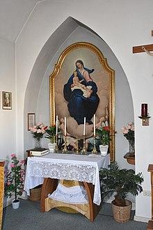 Pfarrkirche Deutsch Schützen Kapelle Chapel 01.JPG