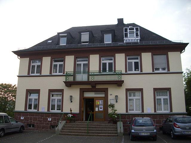 Das Haus der Phantastische Bibliothek in Wetzlar