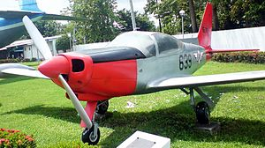 SIAI-Marchetti SF.260 - A preserved Philippine SF.260