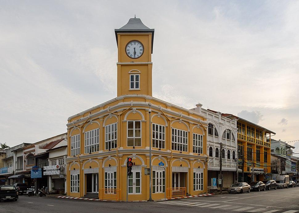 Phuket Town Thailand-Phuket-Municipality-Police-Station-01