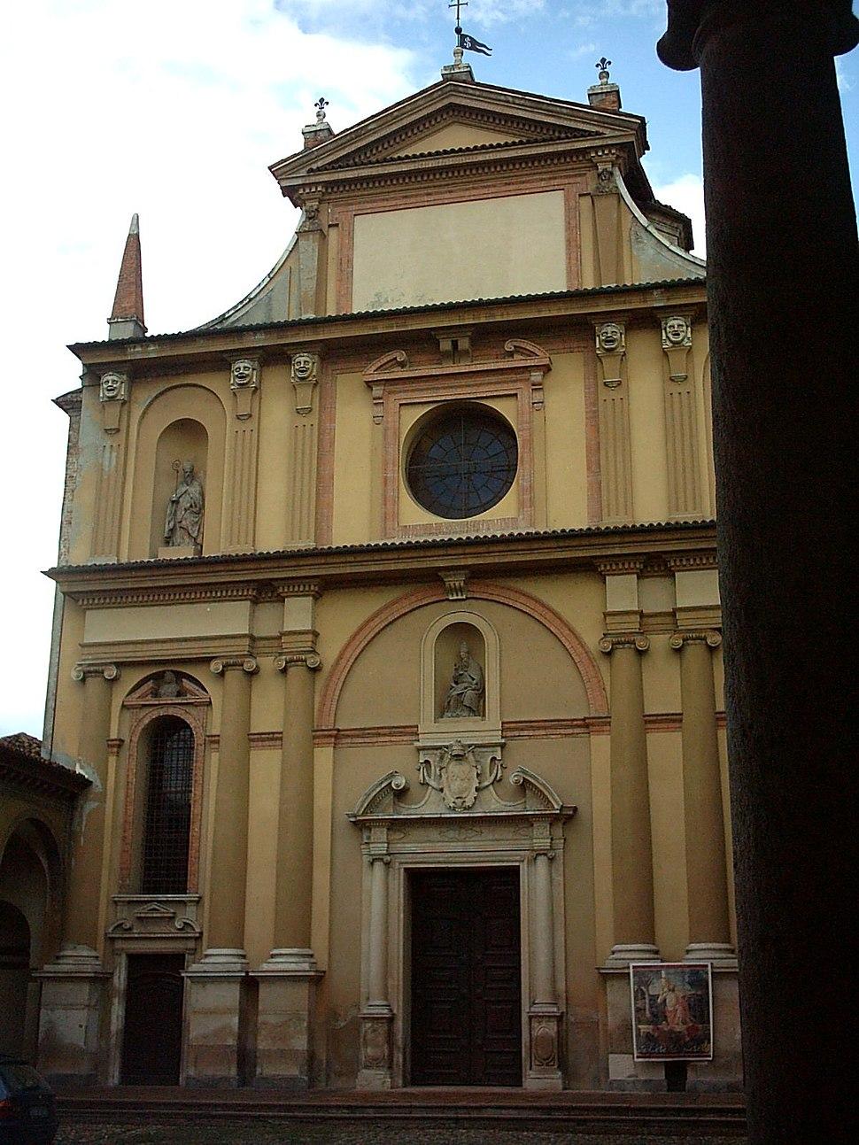 Piacenza-chiesa di san Sisto