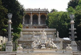 Pincian Hill hill in Rome, Italy