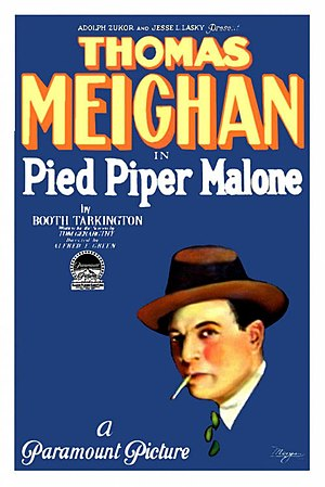 Pied Piper Malone - Theatrical release poster