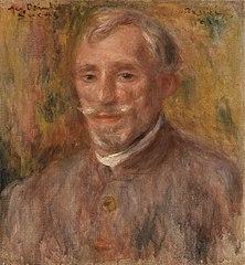 Portrait of Félix Hippolyte-Lucas