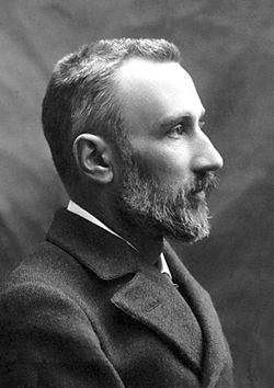 Retrach de Pierre Curie
