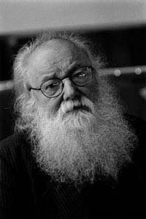 Pierre Restany - Pierre Restany (by Erling Mandelmann, 1998)