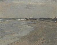 Piet Mondriaan - Beach scene - A240 - Piet Mondrian, catalogue raisonné.jpg