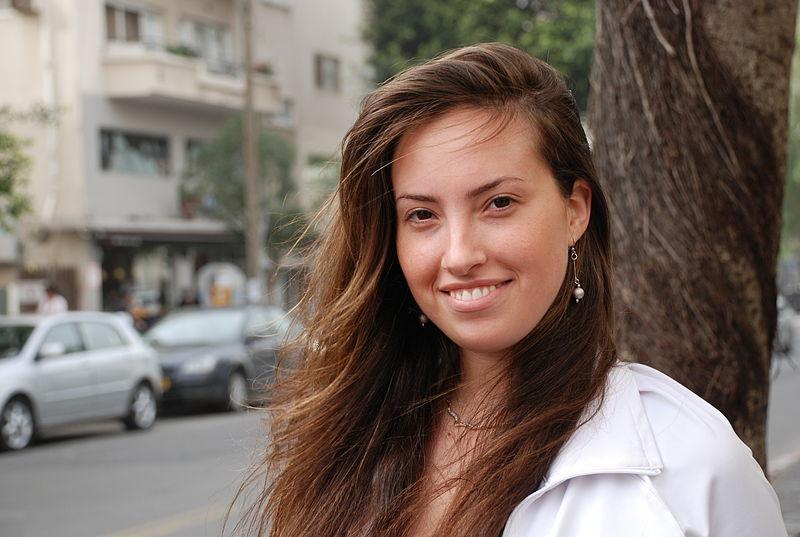 israeli young woman