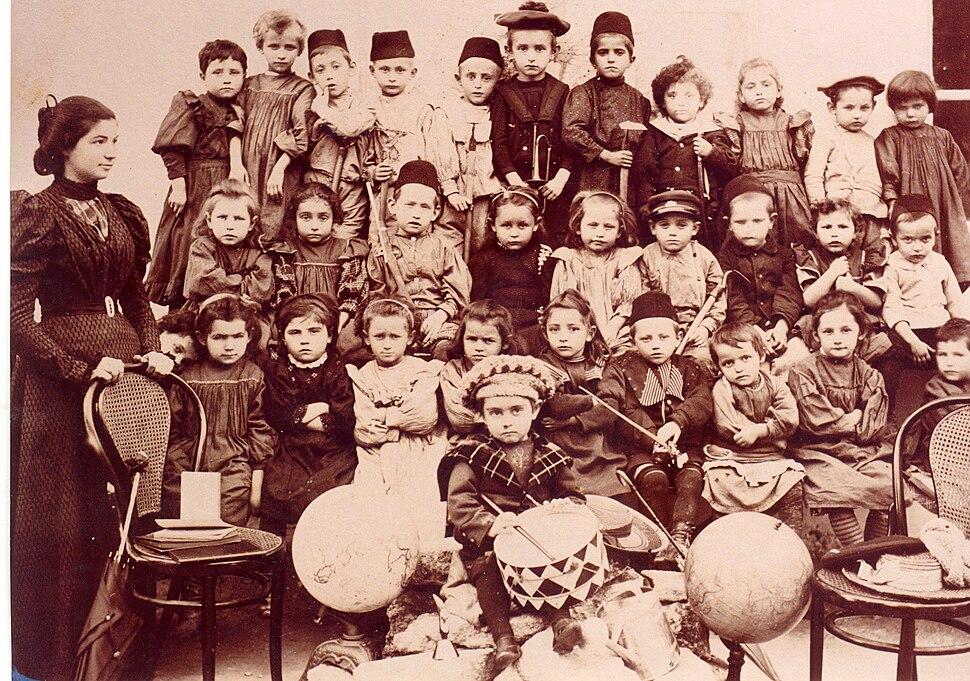 PikiWiki Israel 5736 Kindergarten at Rishon-Lezion