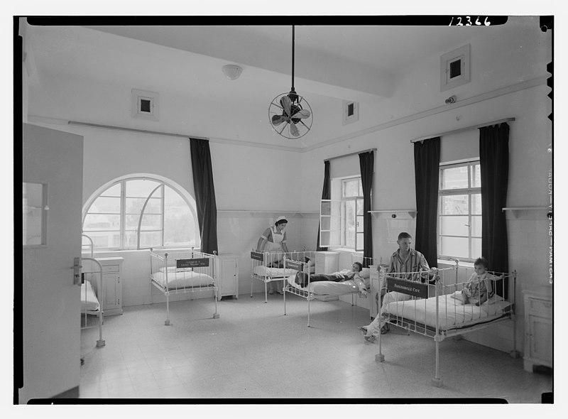 טבריה בית החולים של המסיון הסקוטי