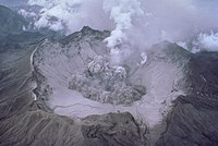 Pinatubo early eruption 1991