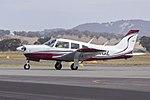 Piper PA-28R-200 Arrow II (VH-IGL) taxiing at Wagga Wagga Airport.jpg