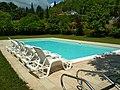 Piscina dell'hotel ai Canipai di San Romano in Garfagnana (Lucca).jpg