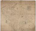 Plan de l'incendie de la ville de Rennes (Isaac Robelin, 1722).jpg