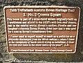 Plaque, Queens Square, Tredegar - geograph.org.uk - 1821691.jpg