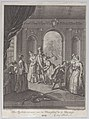 Plate 17- Don Quixote is served by the ladies of the Duchess Met DP884605.jpg