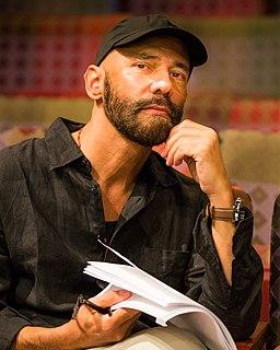 Nilo Cruz Cuban-American playwright and pedagogue