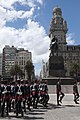 Plaza Independencia + Cambio de Guardia(Blandengues) 1.jpg
