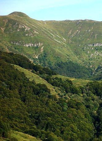 Plomb du Cantal - Image: Plomb Cantal