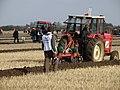 Ploughing Championship at Soham - geograph.org.uk - 1529347.jpg