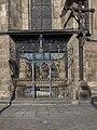 Plzeň, katedrála svatého Bartoloměje, detail.jpg