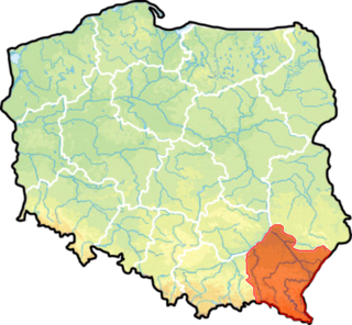 Subcarpathian Voivodeship Voivodeship of Poland