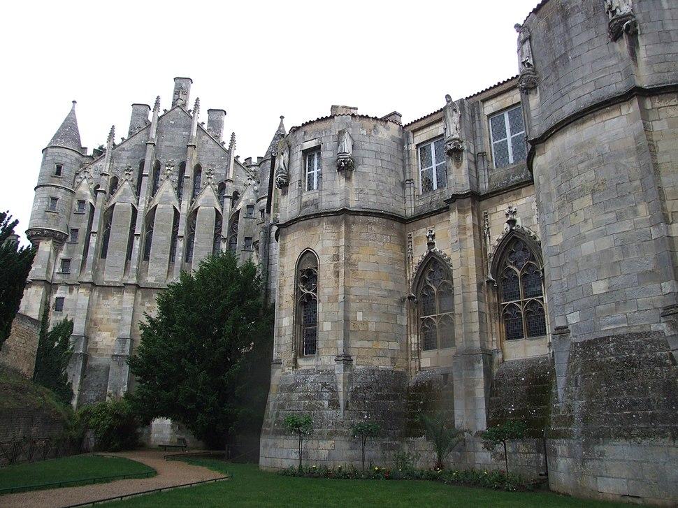 Poitiers - Palais de Justice 2