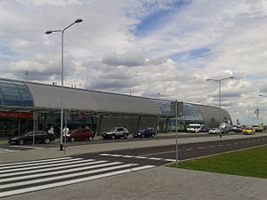 Warsaw Modlin Airport - Image: Pol modlin airport 2