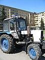 Police tractor in Minsk.jpg