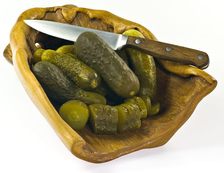 File:Polish style pickled cucumbers IMGP0529.jpg