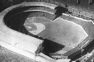 New York Yankees - The Polo Grounds, home of the Yankees from 1913 to 1922
